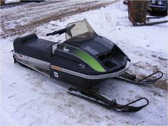 7 Best Sleds images | Snow machine, Snowmobiles, Vintage sled