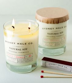 Bring the Southern scent of blooming Magnolia trees inside, with this brand new candle from Sydney Hale Co.  sydneyhaleco.com    Photo by Terry Manier