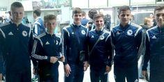 Kadetska nogometna reprezentacija Bosne i Hercegovine sutra se u Bakuu sastaje sa selekcijom Njemačke u 2. kolu B- grupe evropskog prvenstva za igrače...