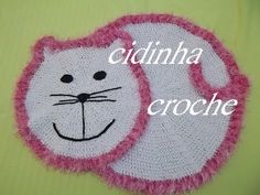 Croche - Tapete Gatinha - Tutorial Completo - YouTube
