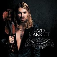 David Garrett - Rock Symphonies, Red