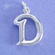 D is for silver Donna