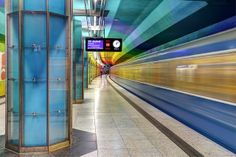 Candidplatz Metro Station | Flickr - Fotosharing!