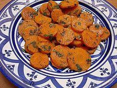 Chermoula Marinated Moroccan Carrots