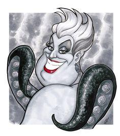 Ursula by BigChrisGallery on deviantART