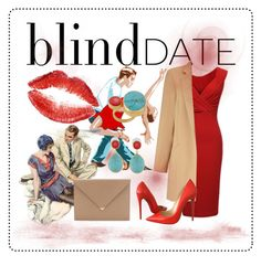 """blind date"" by starrybell ❤ liked on Polyvore featuring Miss Selfridge, Christian Louboutin, toosis and Alexander Wang"