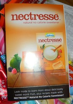 The front of the booklet looks like this and there are five cool recipes inside. :) @Influenster #SugarnSpiceVoxBox