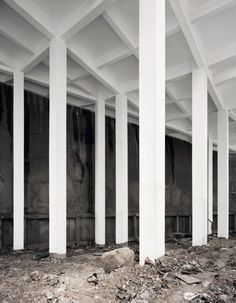bas princen | the oddity of human civilisations.  structure by office geers van…