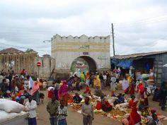 8. Harer, Ethiopia