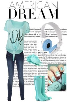 """""""soft teal"""" by cerabella ❤ liked on Polyvore"""