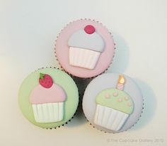 Little Cupcake PDF Tutorial by joscupcakegallery on Etsy, $5.00