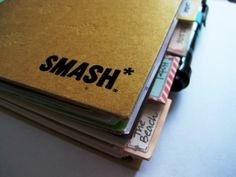 Smash book by tonijillc