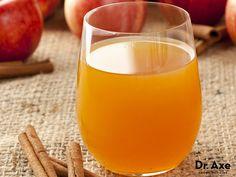 Spiced Hot Apple Cider