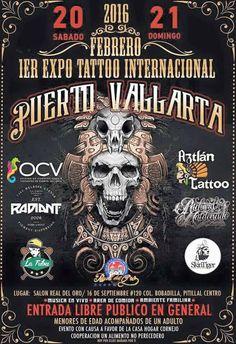 1er Expo Tattoo Internacional Puerto Vallarta   Tattoo Filter
