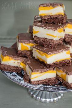 Creme Egg Millionaires Shortbread | Baking a Mess