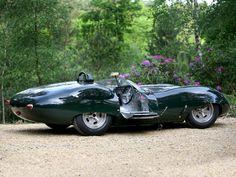 1959 Lister-Jaguar Costin Roadster