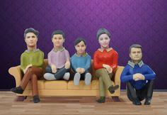 Sofa Klone 5