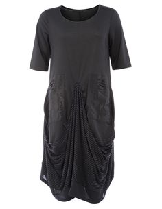 AMANDINE - Fabric-blend dress - navabi