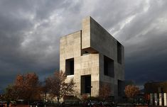 Visions of an Industrial Age // Selected Works: Alejandro Aravena | The Pritzker Architecture Prize