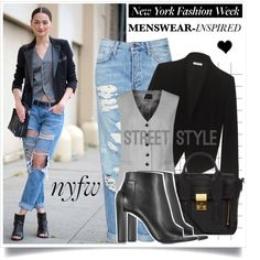 #NYFW #fashionWeek #StreetStyle ♥♥♥ Top Fashion Sets for Sep 13th, 2014 @polyvore thank you so much!!♥♥♥
