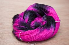 Midnight Ballet Cashmere Yarn by Dainty Loops