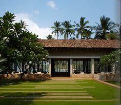 Sri Lanka Luxury Resort Photo Album, Amanwella Picture Tour - picture tour