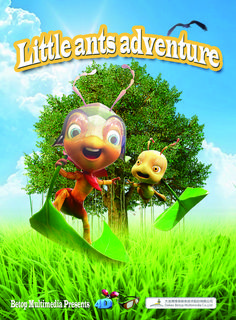 #Little Ant's Adventure #4d attraction film