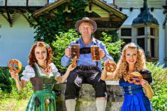 What Outfits to Wear for Oktoberfest