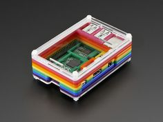 Rainbow Pibow - Enclosure for Raspberry Pi Model B+ Online in #Thailand - (www.botnlife.com/product/2084)   -  Orders Now via email: customercare@botnlife ✔ Line ID: botnlife ✔ Phone or SMS: 0972584994 ✔ Facebook Page: www.facebook.com/botnlife ✔ #RaspberryPi #RainbowPibow #PibowCoupé #RaspberryPiEnclosure #RaspberryPiModel #RaspberryPiComputer