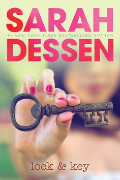 Lock and Key by Sarah Dessen. absolutely LOVE this/all of her books. perfect summer reads!