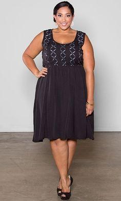 Shanna Dress - Black