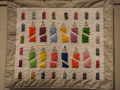 Quilt for the French