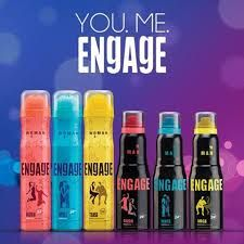 Engage Deodorants - http://www.youtube.com/user/engagedeo