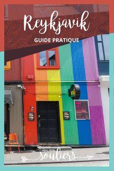 Petit Guide der Reykjavik und Island - Travel and Travel Paris Travel, France Travel, Visit Reykjavik, Voyage Europe, Destination Voyage, Europe Destinations, City Break, Cheap Travel, World Traveler