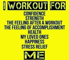 Image result for why work out