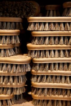Scrub Brushes / In Production Wabi Sabi, Brooms And Brushes, What A Nice Day, Whisk Broom, Vintage Laundry, Brown Eyed Girls, Brown Beige, Dark Brown, Earth Tones