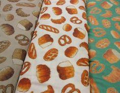 【新柄】パン柄とメガネ柄 | [生地館1F]コットン生地フロア | 生地、手芸用品のオカダヤ(okadaya)公式ショップブログ