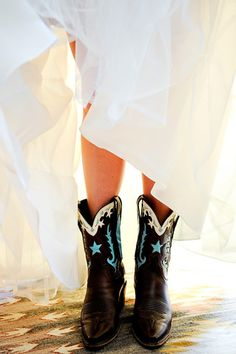 Love those boots