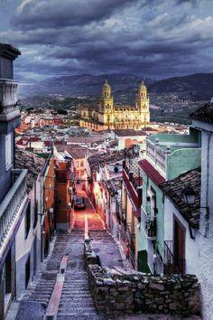 Jaén, Spain.