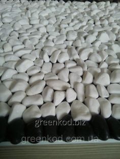 Massage rug from a natural stone (pebble) with heating, buy in Kiev Pebble Floor, Improve Blood Circulation, Natural Materials, Natural Stones, Restoration, Tile, Relax, Mosaics, Tiles