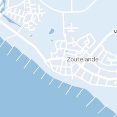 VVV-Route: Duinwandeling Zoutelande - VVV Zeeland Map, Home Decor, Maps, Interior Design, Home Interior Design, Home Decoration, Decoration Home, Interior Decorating