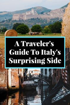 Planning a trip to Italy? Make sure you read up on this fascinating telling of Italy's surprising side so that you can plan your itinerary accordingly! #italy #europe #europetravel #vacation #travel #travelawaitsnow | travelawaits.com