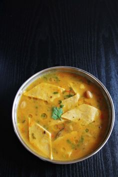 Dal Dhokli - Gujarati Recipe. Looks delicious.