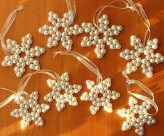 Perlas del copo de nieve