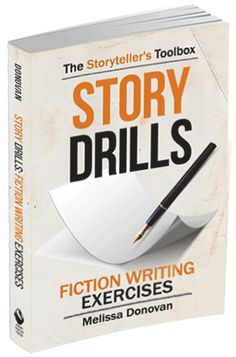 """The official release date for """"Story Drills: Fiction Writing Exercises"""" isn't until next week, but you can get a copy right now!"""