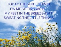"Country Music Lyrics: Jerrod Niemann ""Shinin On Me"" Words to live by! @jrodfromoz #CountryMusic"