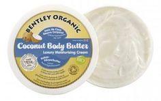 ORGANICZNE masło kokosowe do ciała, Bentley Organic Toddlersi