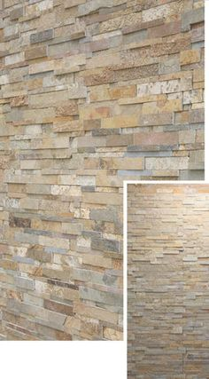 This is what we tile fireplaces in the natural stone it's a beautiful look all different colors different varieties wonderful stone. Ledger stone