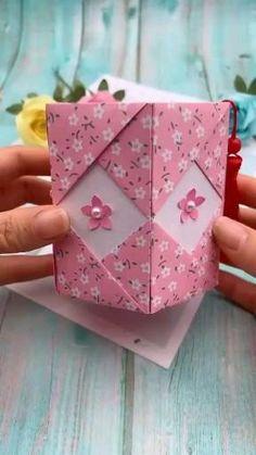 Diy And Crafts DIY Origami Paper Pen Holder Origami crafts DIY Holder origami videos Paper Pen Diy Crafts Hacks, Diy Crafts For Gifts, Diy Arts And Crafts, Diy Crafts Videos, Creative Crafts, Craft Presents, Diy Videos, Handmade Crafts, Diys