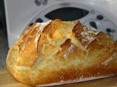 Französisches Bauernbrot #brot #backen #weizenbrot